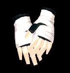 Mabinogi 12th Anniversary Classic Eastern Gloves