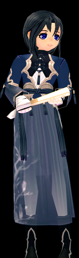 Mabinogi 12th Anniversary Special Classic Eastern Outfit (Unisex)