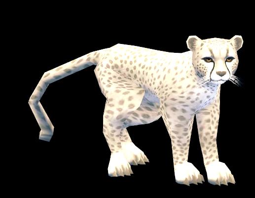 Mabinogi White Cheetah Whistle