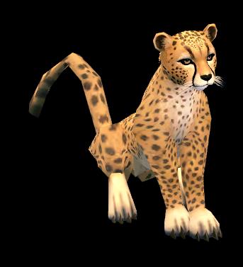 Mabinogi Cheetah Whistle