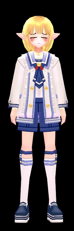 Mabinogi Tidy Marine Wear (M)