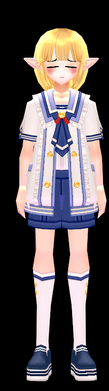 Mabinogi Breezy Marine Wear (M)