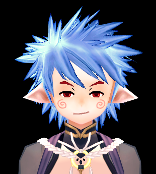 Mabinogi Droopy Ears Maelstrom Face Beauty Coupon (M)