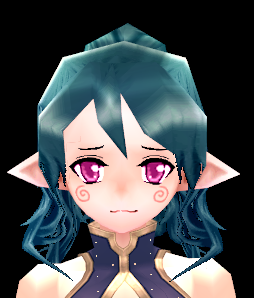 Mabinogi Droopy Ears Maelstrom Face Beauty Coupon (F)