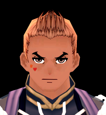 Mabinogi Heart Star Face Beauty Coup on (M)