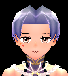 Mabinogi Pointy Heart Star Face Beauty Coupon (M)