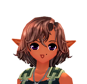 Mabinogi Soldier's Short-Tressed Wig (F)