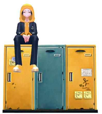 Mabinogi School Lockers