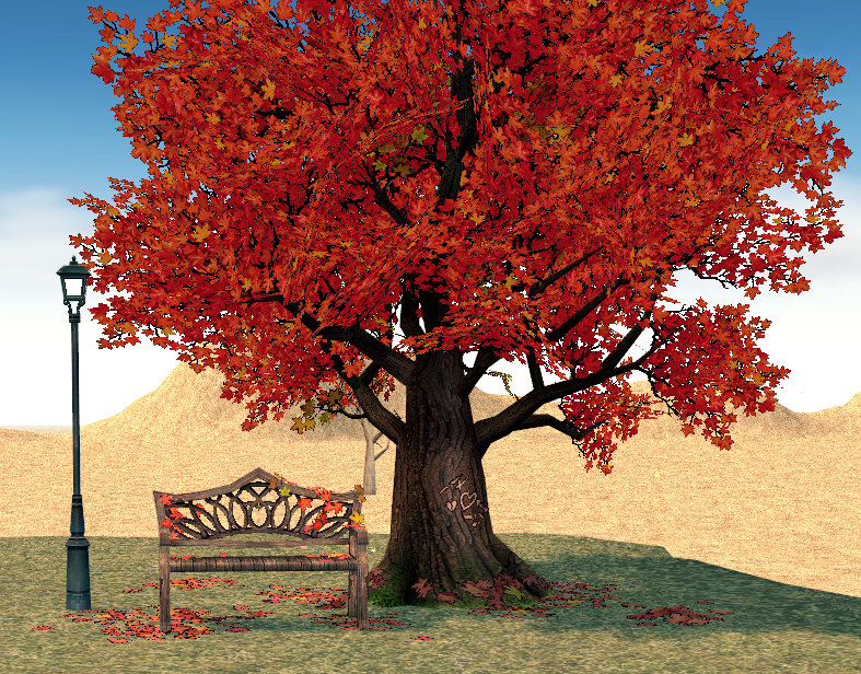 Mabinogi Homestead Tree of Confession