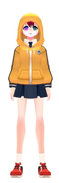 Mabinogi Modern School Uniform (F)