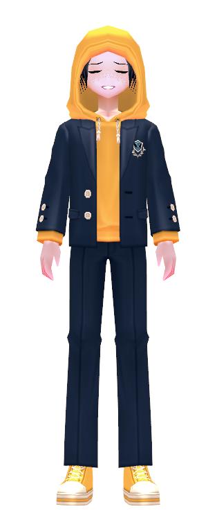 Mabinogi Modern School Uniform (M)