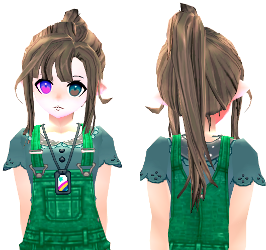 Mabinogi Modern School Wig (F)