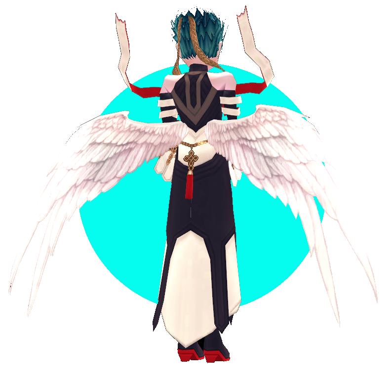 Mabinogi Guardian Wings