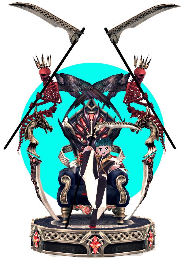Mabinogi Guardian Throne