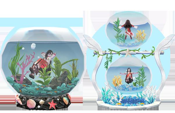 Mabinogi Ocean Fishbowl, Mabinogi Ocean Hourglass (for 2)