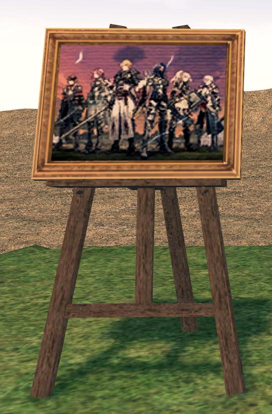 Mabinogi Homestead Puzzle Picture Season 2