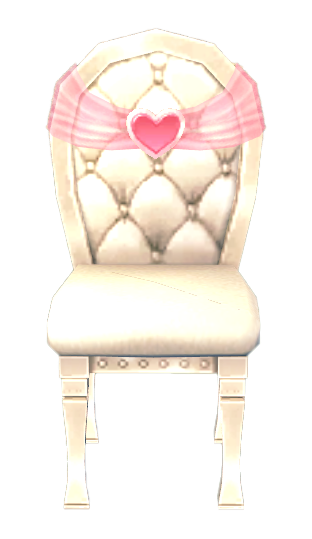 Mabinogi Homestead Wedding Chair
