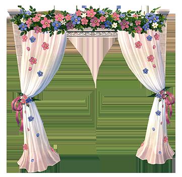 Mabinogi Homestead Wedding Arch